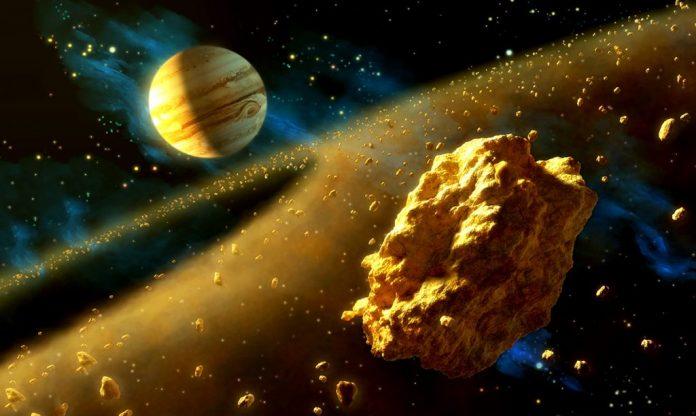 नासाले फेला पार्यो सुनको ग्रह