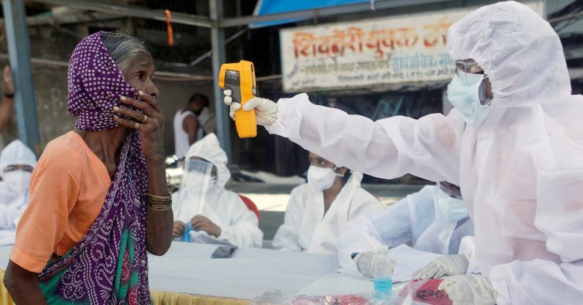 भारतमा कोरोना संक्रमणको नयाँ रेकर्ड, एकैदिन थपिए १ लाख ३१ हजार बढी संक्रमित