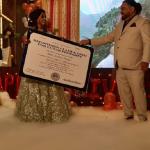 विवाहको वर्षगाँठमा पत्नीलाई चन्द्रमाको जग्गा उपहार !