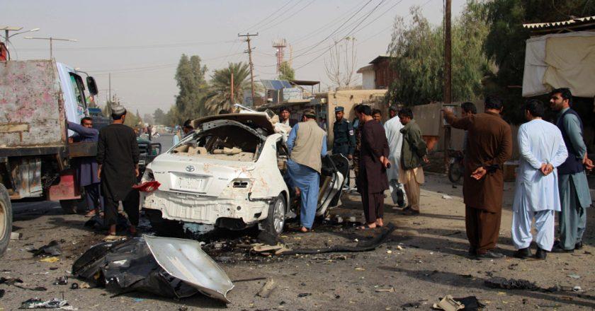 काबुल विस्फोटमा पाँच व्यक्तिको मृत्यु