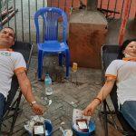 सन्तुलित बहुउदेश्यीय सहकारी द्वारा बृहत रक्तदान