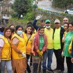 टोखामा वातावरणीय जनचेतनामुलक सरसफाई कार्यक्रम सम्पन्न