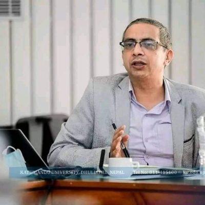 प्राध्यापक डा. बालचन्द्र लुइटेल काठमाडौं विश्वविद्यालयको शिक्षासंकायमा डीन नियुक्त